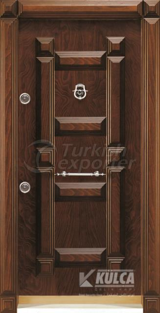 Z-9040  (Exclusive Steel Door)